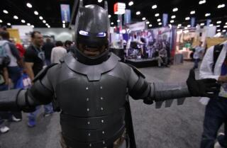 WonderCon 2016: Batman vs. Superman - who wins?