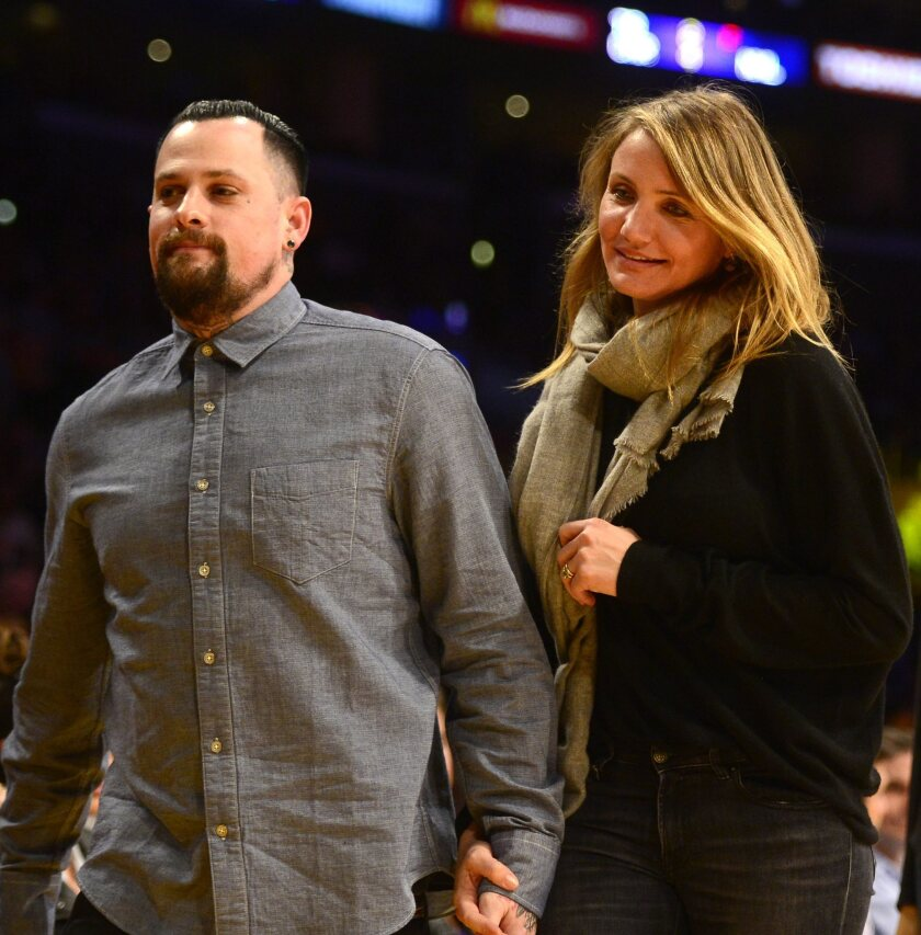Cameron Diaz gushes over husband Benji Madden on Instagram ...Cameron Diaz Husband