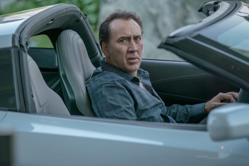 Nicolas Cage, 'A Score to Settle'
