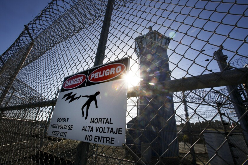 California has already started process for prison releases