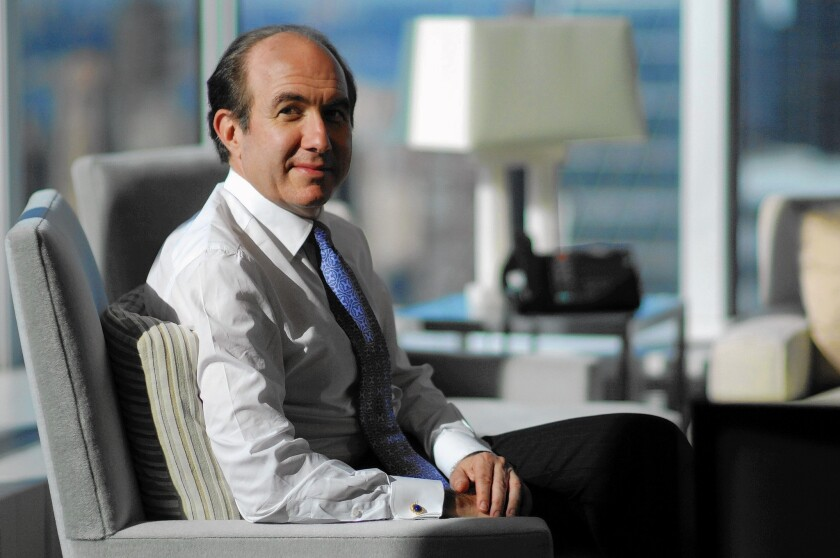 """Viacom """"is an adaptable business,"""" says CEO Philippe Dauman. """"We are investing in our future and building more new facilities than we ever have."""""""