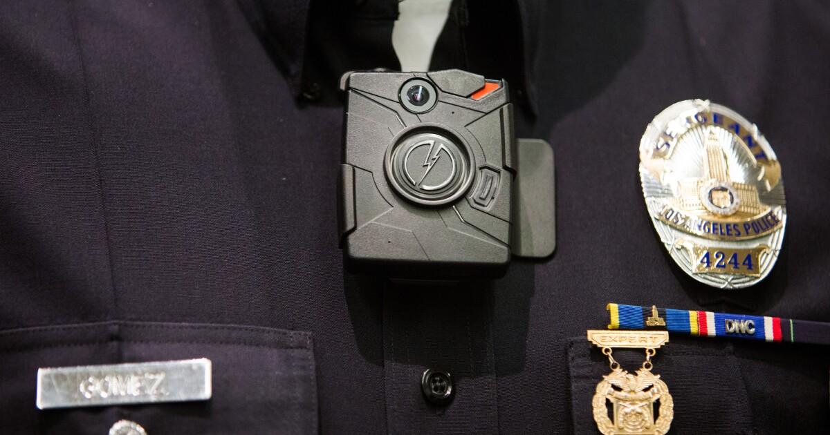 Πώς το σώμα κάμερες μπορεί να έχουν εκτεθεί LAPD αξιωματικοί παραποίηση συμμορία μετά από δεκαετίες ερωτήσεις