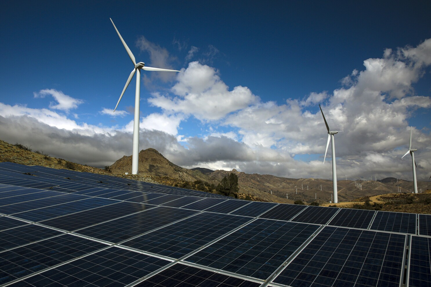 La Clean Energy Plan Cut Natural Gas Fight Climate Change Los Angeles Times