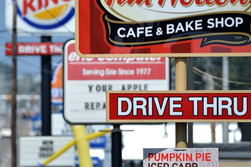 About 85 million Americans chomp on fast food on any given day, according to a new study.