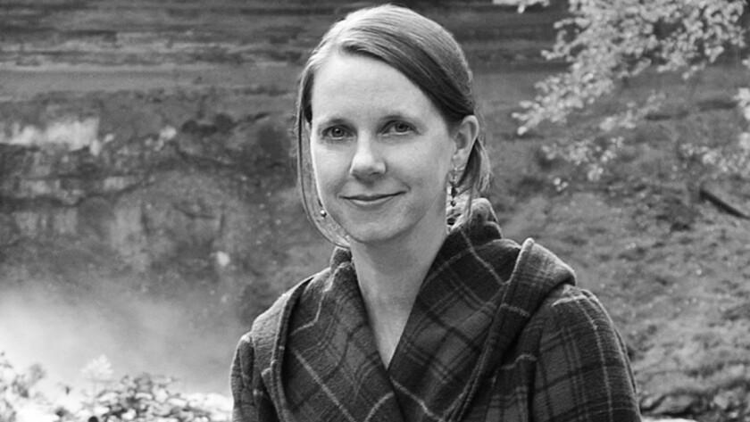 """Emily Fridlund, author of """"History of Wolves."""""""