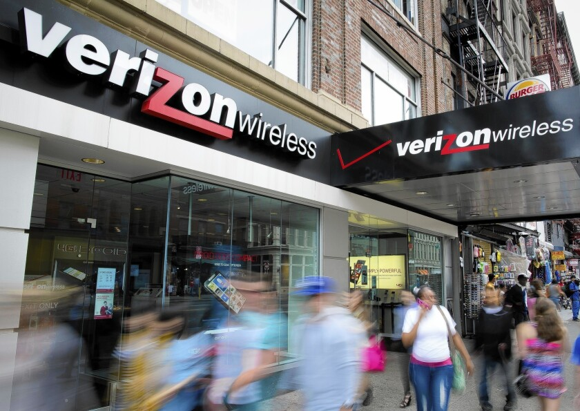If Verizon Wireless customers want to keep their computers off-limits to the company's marketing affiliates, they'd have to go to the trouble of opting out.