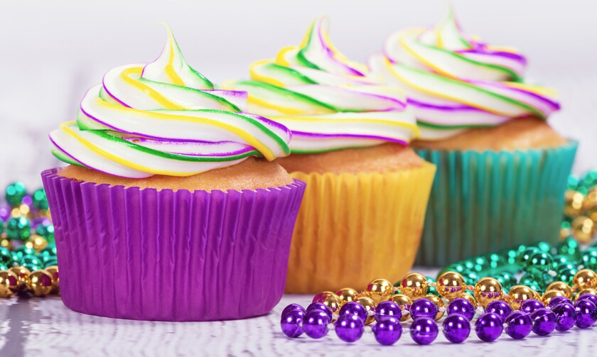 Kings cupcakes