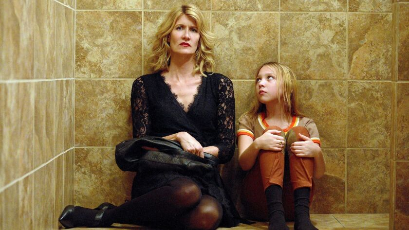 Laura Dern and Isabel Nelisse appear in <i>The Tale</i> by Jennifer Fox, an official selection of th