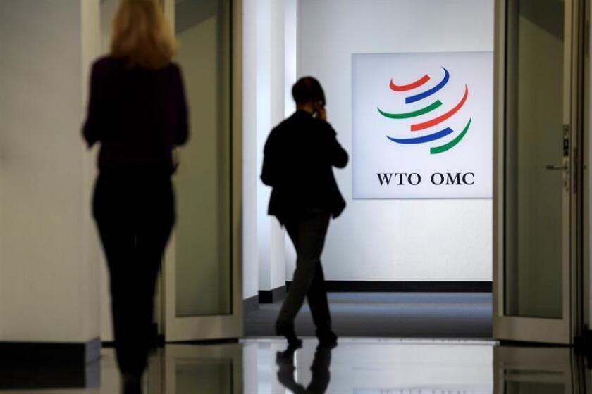 El Gobierno canadiense anunció hoy que el 24 y 25 de octubre celebrará una reunión con 12 países de la Organización Mundial del Comercio (OMC) para tratar la reforma del organismo internacional de cara al siglo XXI. EFE/ARCHIVO