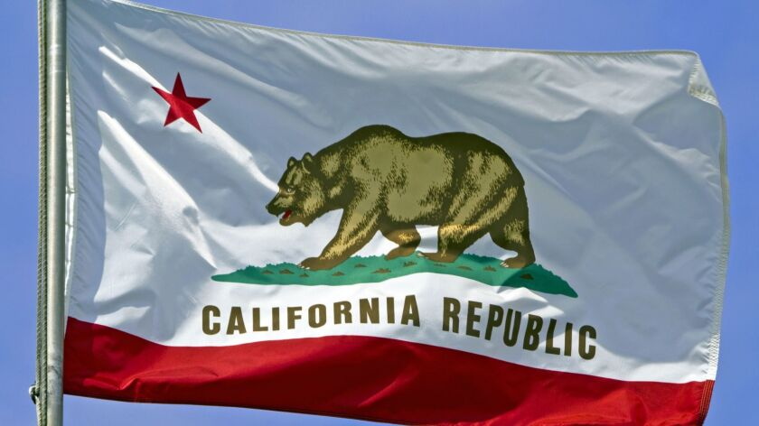 California is experiencing the slowest population growth in state history. (Dreamstime/TNS) ** OUTS