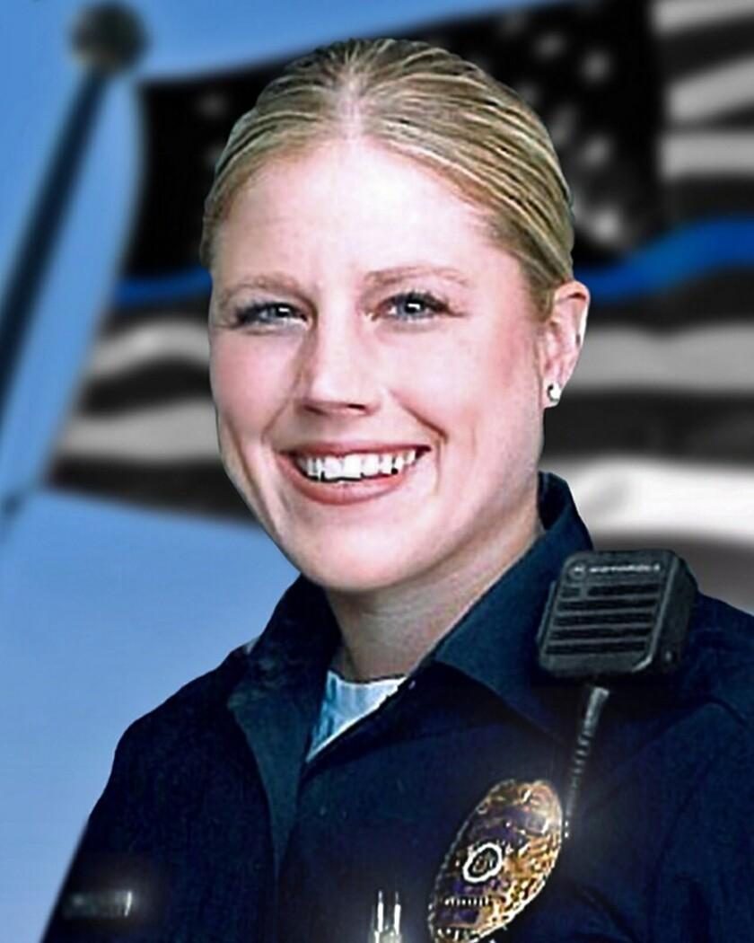 SDPD Detective Shelly Luna