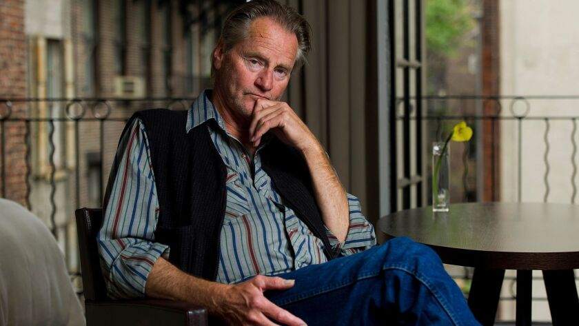 Pulitzer Prize-winning playwright Sam Shepard, pictured here in 2011, died last week at his home in
