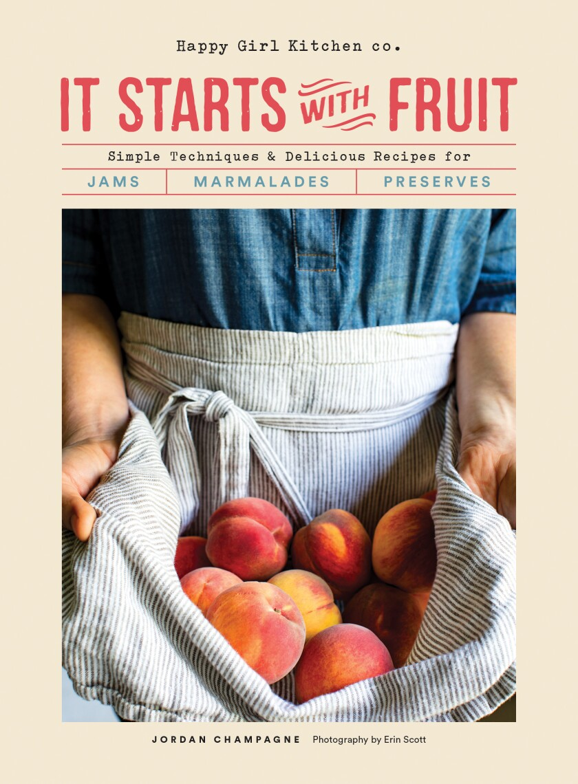 """The cover of """"It Starts With Fruit."""""""