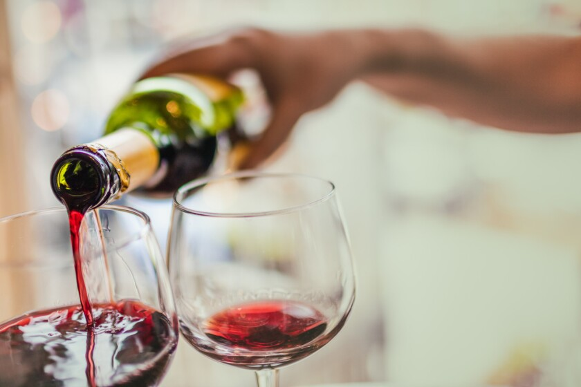 Celebrate National Wine Day on May 25.