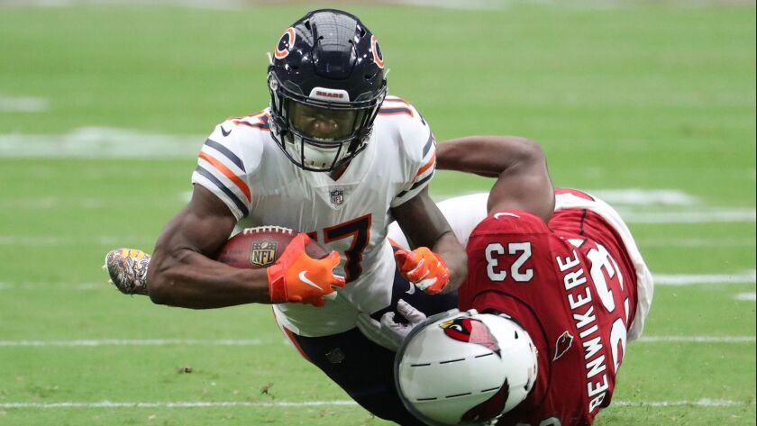 4babd19ab2 Anthony Miller shoulder will likely require surgery — sooner or ...