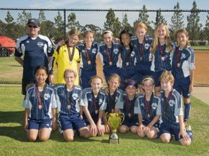 Sharks 12U Blue Manchester Cup