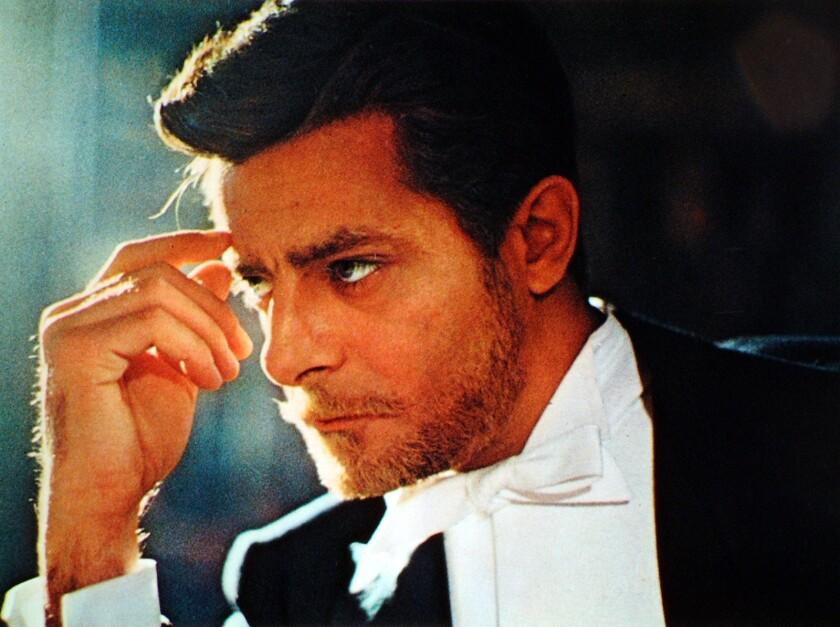 Giancarlo Giannini in the 1976 movie 'L'Innocente'
