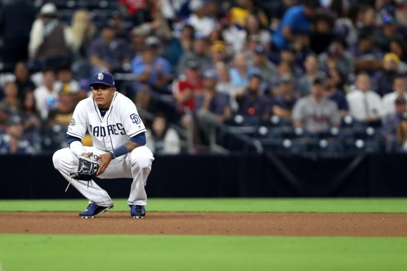 Atlanta Braves v San Diego Padres