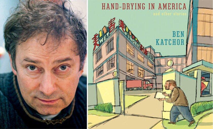 Ben Katchor's askew urban landscape in 'Hand-Drying in America'