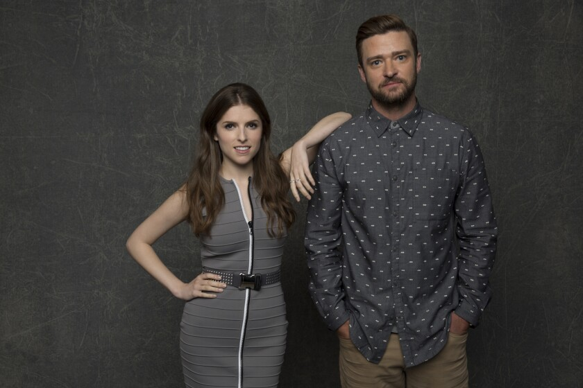 """Trolls World Tour"" stars Anna Kendrick and Justin Timberlake"