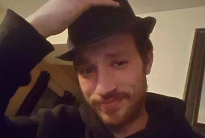 Ryan Robichaud, 23, was reported missing after leaving his family's home in Burlington, Canada.