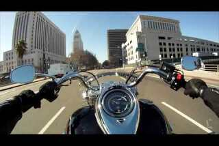 Highway 1: Triumph Thunderbird LT