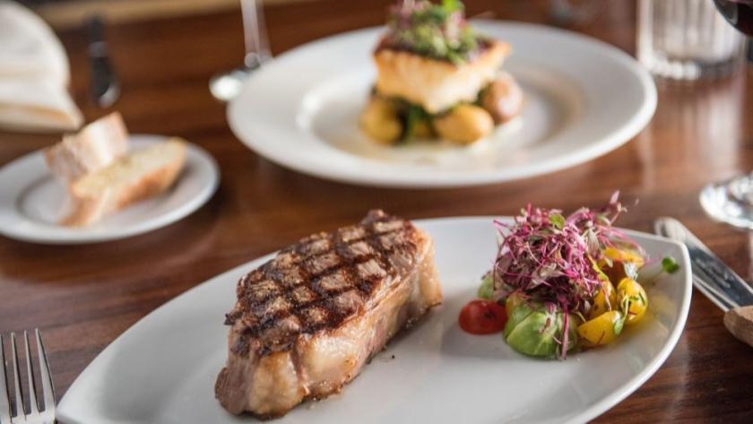 A photo of Osetra Seafood & Steaks