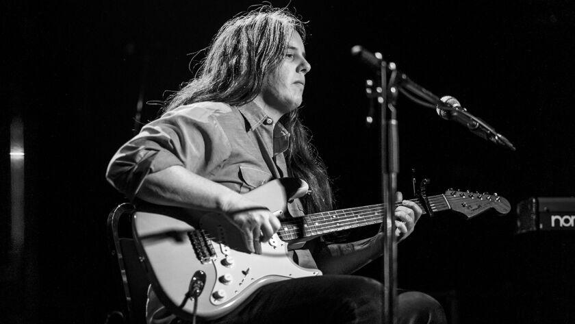 "Marisa Anderson, ""Into the Light"" (Chaos Kitchen). The Portland, Ore.-based guitarist's new album wa"