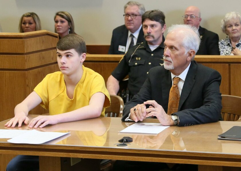 Plea Deal Talks Continue For Boy Charged In School Shooting The San Diego Union Tribune