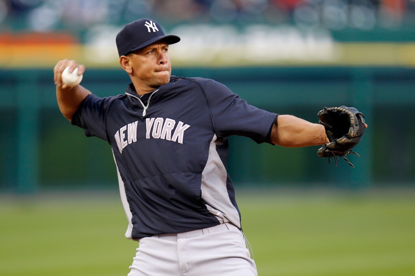New York Yankees third baseman Alex Rodriguez, who has not played this season while recovering from hip surgery, was suspended until after the 2014 season by Major League Baseball over allegations of use of performance-enhancing drugs. Rodriguez will be allowed to play while his suspension is under appeal.