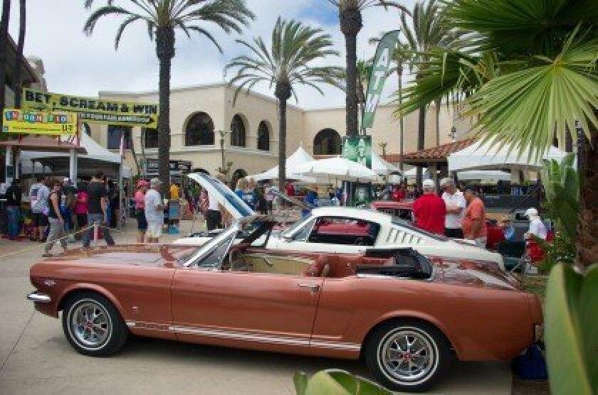 Car Show at the Fair.