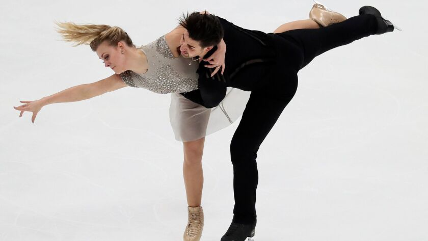 Four Continents Figure Skating Championships, Anaheim, USA - 10 Feb 2019