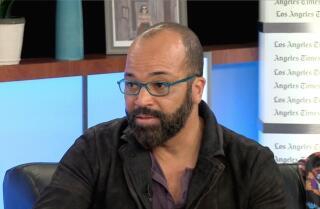 Jeffrey Wright wants to be Eartha Kitt's partner in crime