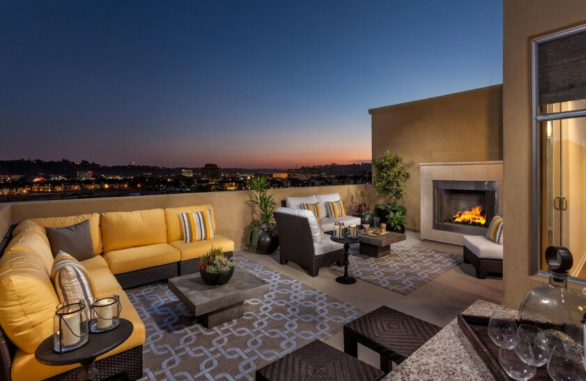 Rooftop decks have been used in Mediterranean countries for hundreds of years for open-air dining, entertaining, star-gazing and sleeping. They are on the rise in Southern California as more urban-style homes are built.