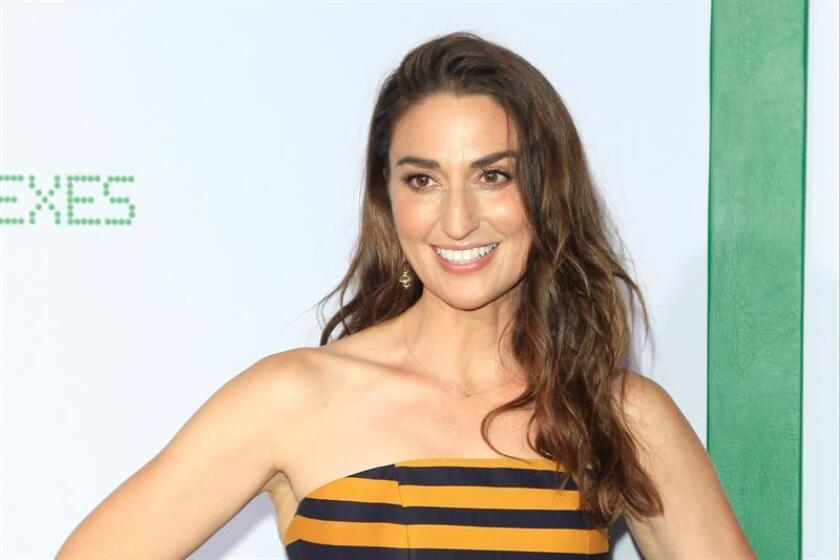 US singer/songwriter Sara Bareilles arrives for the Los Angeles Premiere of 'Battle of the Sexes' at the Regency Village Theater in Westwood, Los Angeles, California, USA. EFE/EPA/Archivo