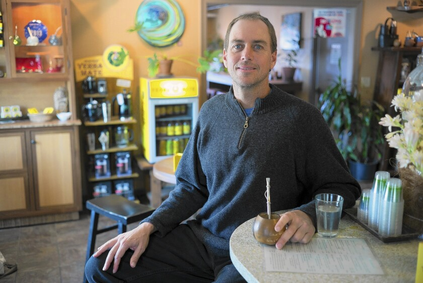 """This follows on the heels of the whole local food movement,"" Chris Mann, chief executive of yerba mate tea maker Guayaki in Sebastopol, Calif., says of the community power shift. ""It is part of re-localization."""