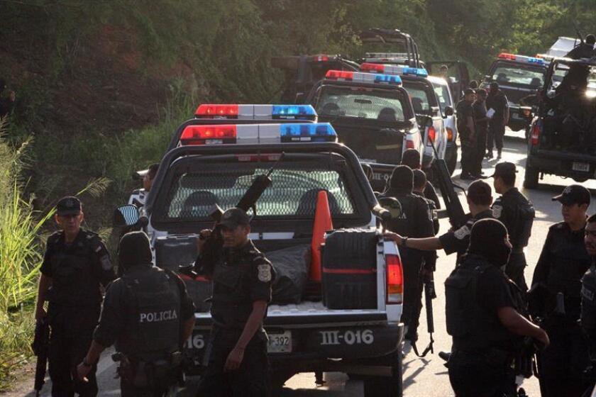 El dirigente del Partido Encuentro Social (PES) en el municipio de Petatlán, Gabriel Hernández Alfaro, fue asesinado a tiros este miércoles en Zihuatanejo, informó hoy la Fiscalía General de Justicia del estado de Guerrero, sur de México. EFE/ARCHIVO