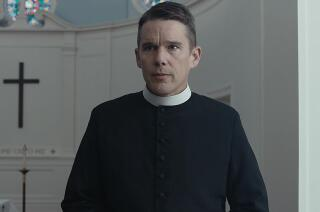 'First Reformed' review by Justin Chang