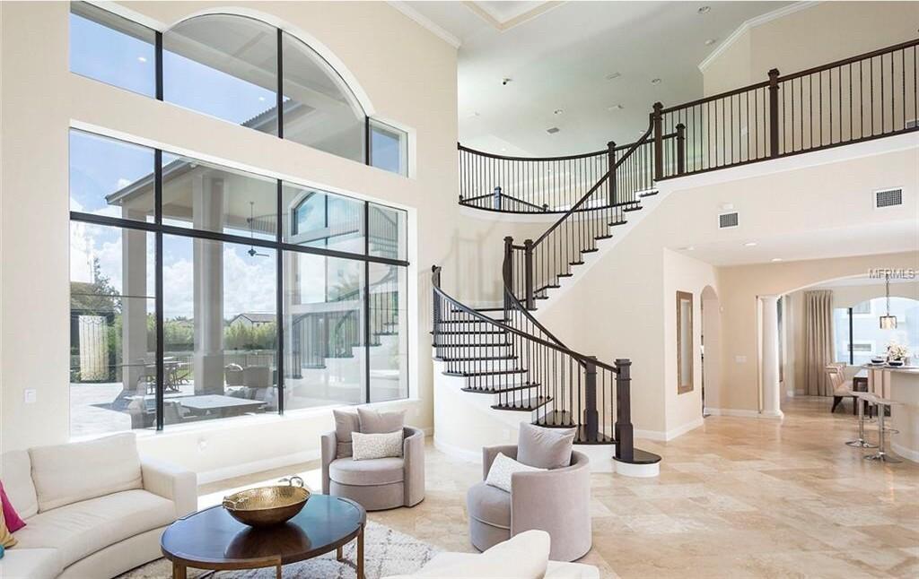 Bruce Irvin's Florida home