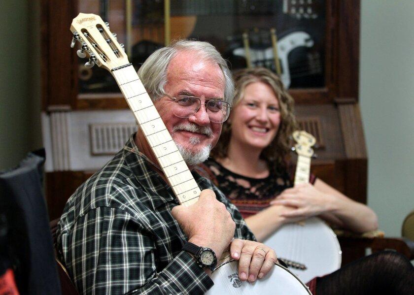 Deering Banjos celebrates its 40th anniversary this year