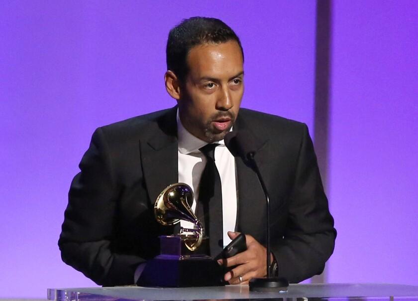 """El percusionista Antonio Sánchez recibió un premio por la banda sonora de la película """"Birdman"""", pese a que todo el mundo se encuentra hablando ahora mismo de la siguiente película de su director Alejandro González Iñárritu."""