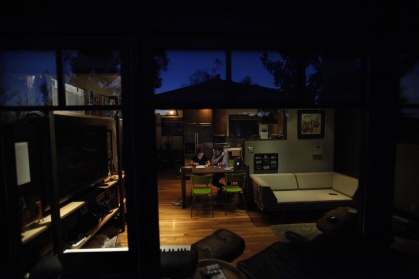Highland Park cabin