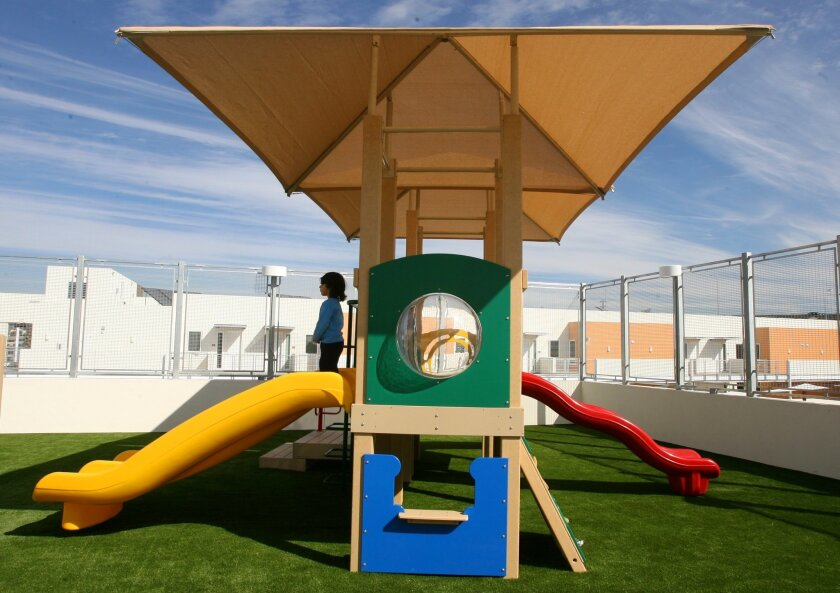 Laws restricting sex offenders from entering playgrounds have been struck down.