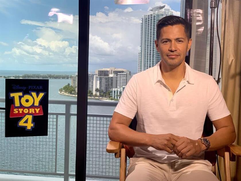 Jay Hernández ve en la audiencia hispana la razón de más rostros latinos