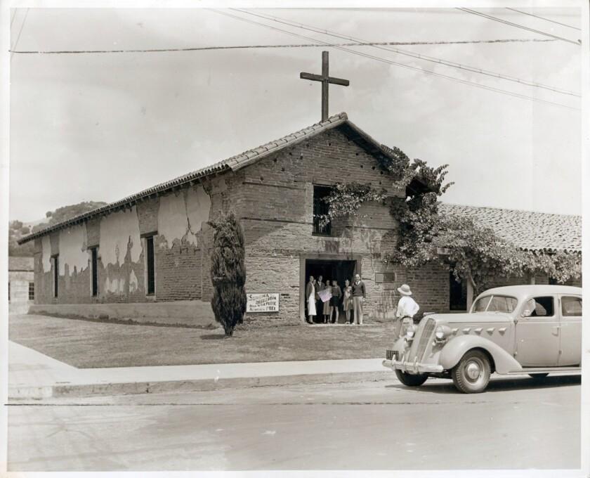 San Francisco Solano mission