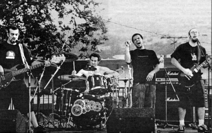 One Hit Wonder, August 1999 in La Cañada Flintridge