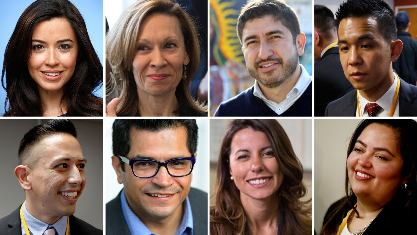 Candidates for the 34th Congressional District of California