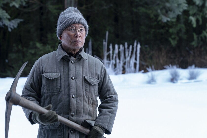 "George Takei in ""The Terror: Infamy"""