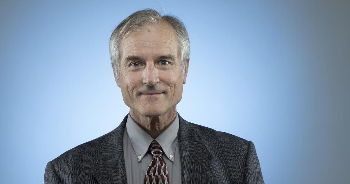 Doug Smith Los Angeles Times