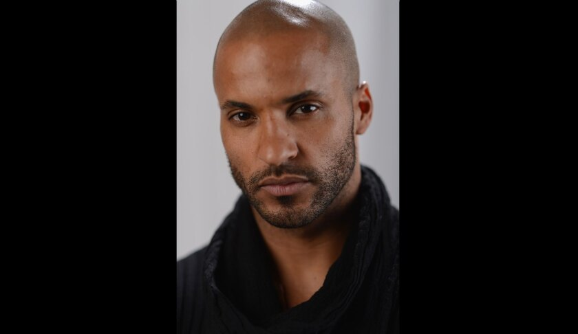 Ricky Whittle has been cast as Shadow in the TV series of Neil Gaiman's 'American Gods' on Starz.